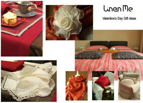Gifts for Valentine - LinenMe