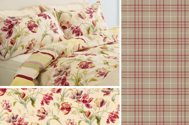 Upholstery linen fabrics