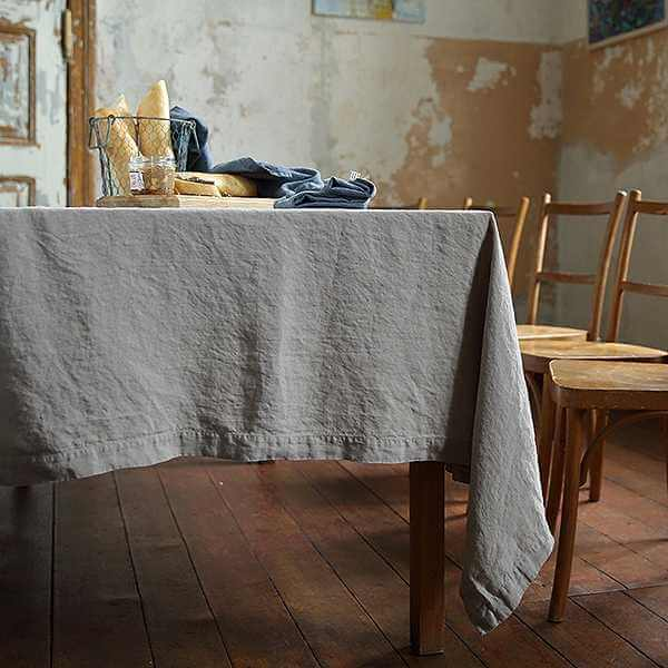 Washing Linen Tablecloths