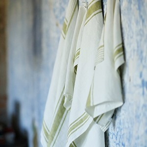 Linen Towels for Staycation