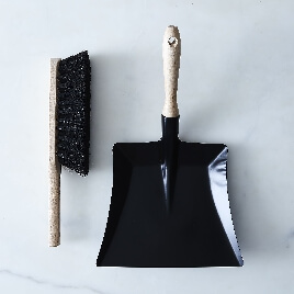 dustpan-and-brush