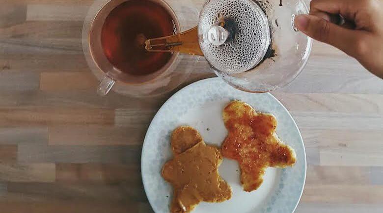slow living simple life tea - Sarirah Hamid