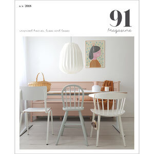 Launched In 2011 By Caroline Rowland 91 Magazine Aims To Showcase  Aspirational Yet Attainable Interiors. The Aesthetic Is A Mix Of Vintage  And Contemporary, ...