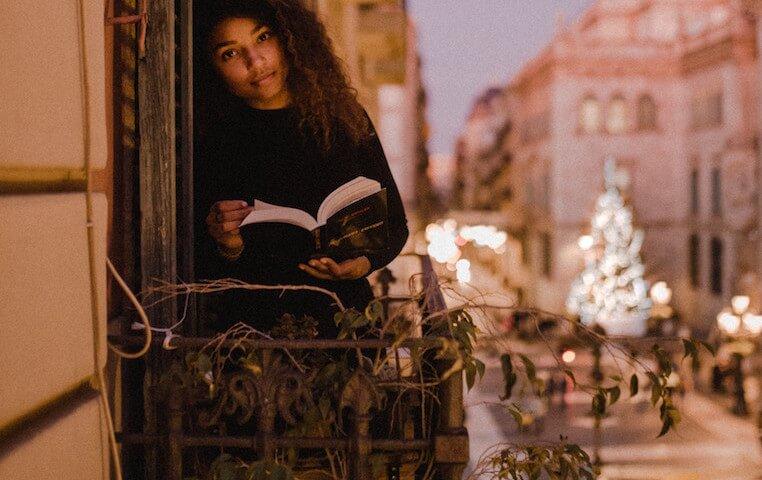 slow living summer reading