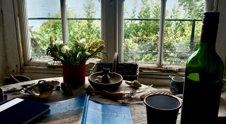 National Trust Cabin - tanya shadrick
