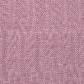 Mauve Linen Fabric Emilia Washed