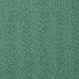 Fabric Dark Green Linen Emilia