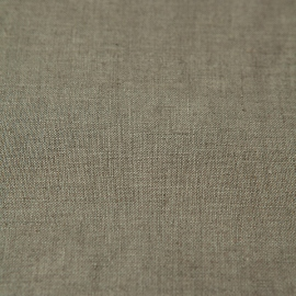 Plain Natural Linen Fabric Sample