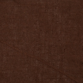 Brown Linen Fabric Rustico