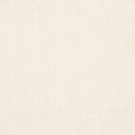 Cream Linen Fabric Lara