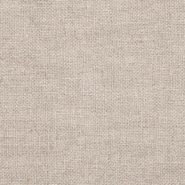 Natural Linen Fabric Sample Rustico