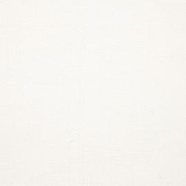 White Linen Fabric Sample  Louisa