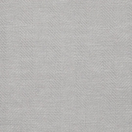Linen Fabric Sample Herringbone Emilia Grey