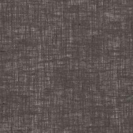 Linen Fabric Plain Brown