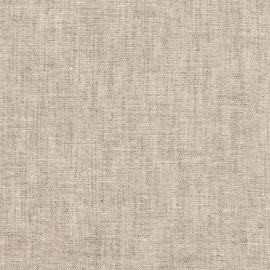 Linen Fabric Sample Natural Stone Washed