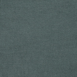 Balsam Green Linen Fabric Sample Rustico