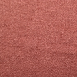 Canyon Rose Linen Fabric Sample Lara