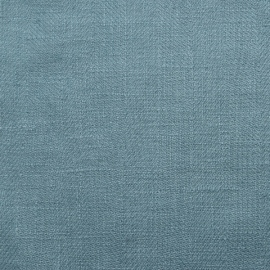 Stone Blue Fabric Lara Prewashed