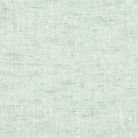 Fabric Mint Linen Francesca