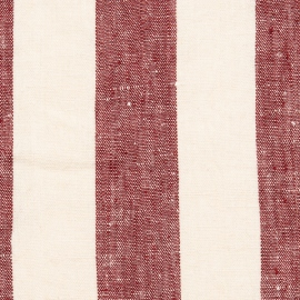 Linen Fabric Cherry Philippe