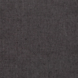 Linen Fabric Washed Grey Terra