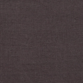 Grey Linen Fabric Stone Washed Prewashed
