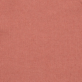 Canyon rose Linen Fabric Rustico