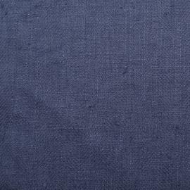 Vintage Indigo Linen Fabric Lara