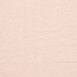 Linen Fabric Washed Terra Latte