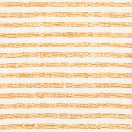 Linen Fabric Gold Brittany Prewashed