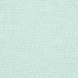 Eggshell Blue Linen Waffle Fabric Sample
