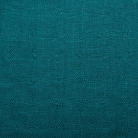 Sapphire  Linen Fabric Lara Prewashed