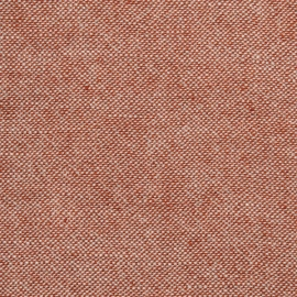 Brick Rustico Linen Fabric