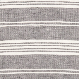Linen Fabric Jazz Graphite