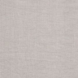Linen Fabric Washed Crushed Cool Grey