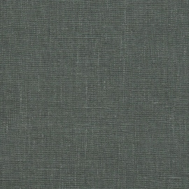 Linen Fabric Washed Terra Balsam Green
