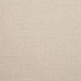 Linen Fabric Washed Upholstery Natural