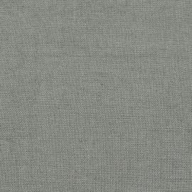 Heavy Linen Steel Grey Terra Washed