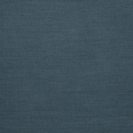 Blue Grey Linen Fabric Terra