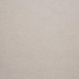 Linen Cotton Fabric Aubergine Paula