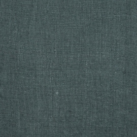 Linen Fabric Sample Rustic Balsam Green