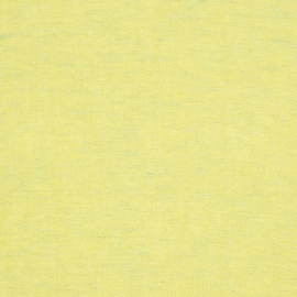 Linen Fabric Plain Citrine