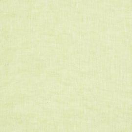 Linen Fabric Plain  Green