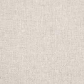Linen Fabric Plain Grey