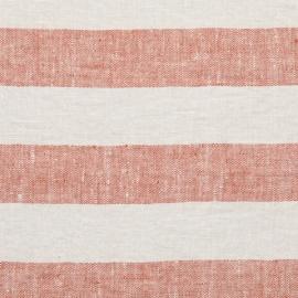 Brick Linen Fabric Philippe