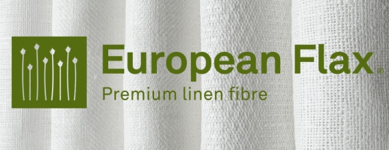 CERTIFIED 100% EUROPEAN FLAX