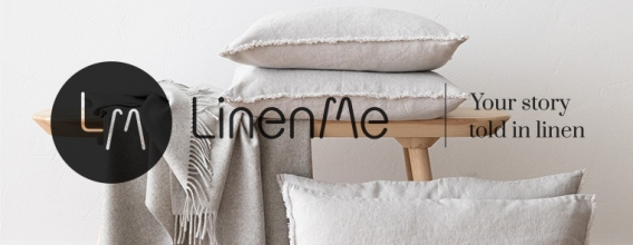 LINEN HOME TEXTILES FROM LINENME